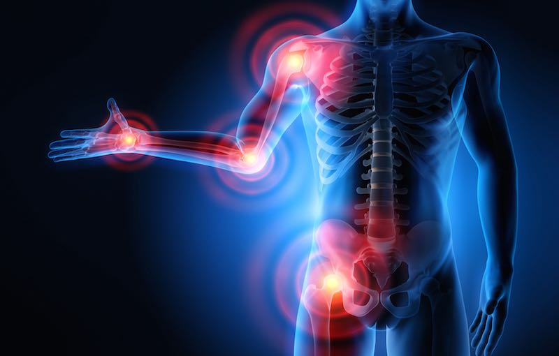HOW TO REDUCE INFLAMMATION CAUSING THE JOINT PAIN?